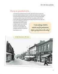 Sample page from Collected Memories