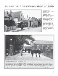 Sample page from County Memories