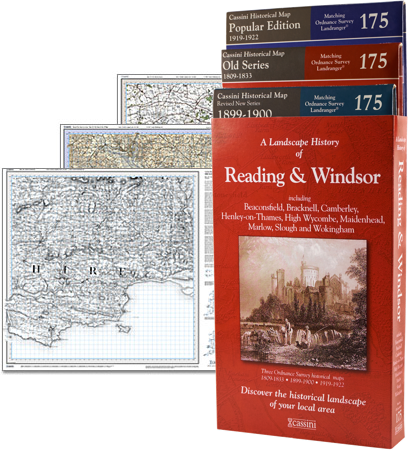 3-Map Boxed Sets