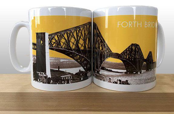 Colour Contrast Mug