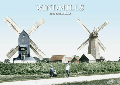 Theme Calendar - Windmills