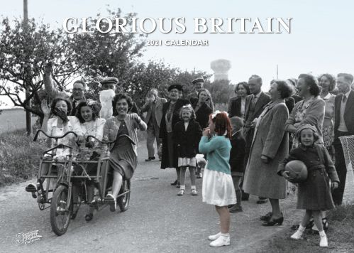 Theme Calendar - Glorious Britain