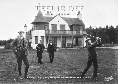 Theme Calendar - Teeing Off