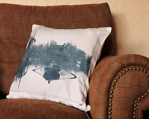 Photo Cushion Cover